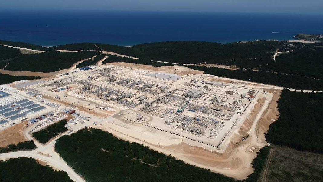GAZZPROM: LE DUE LINEE DEL TURKSTREAM GIA' RIEMPITE DI GAS, PIPELINE IN FUNZIONE ENTRO FINE ANNO - Pipeline News -  - News