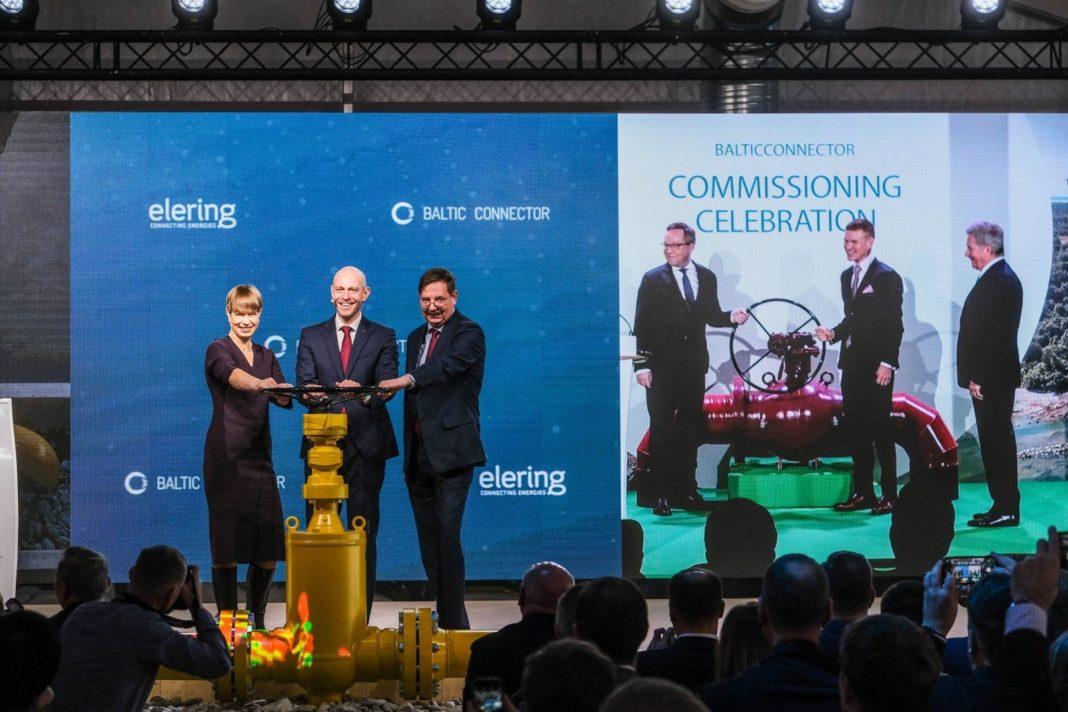 INAUGURATO IL NUOVO GASDOTTO BALTICCONNECTOR TRA ESTONIA E FINLANDIA - Pipeline News -  - News