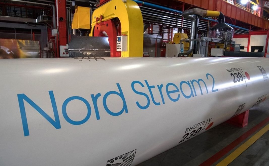 "LA GERMANIA BOLLA COME ""INGERENZE ESTERNE"" LE SANZIONI USA AL NORD STREAM 2 - Pipeline News -  - News"