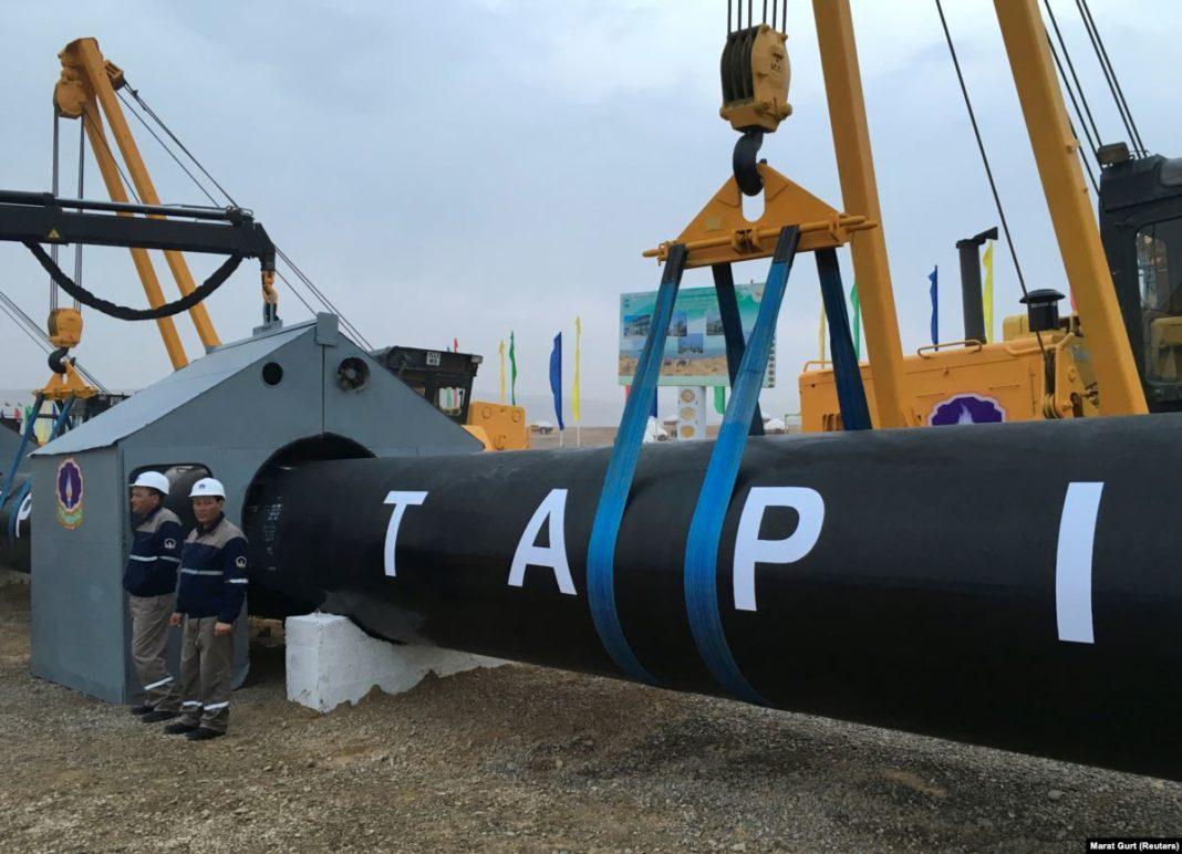 LA RUSSA CHELPIPE CONSEGNA 200KM DI TUBI PER IL TRATTO TURKMENO DEL GASDOTTO TAPI - Pipeline News -  - News