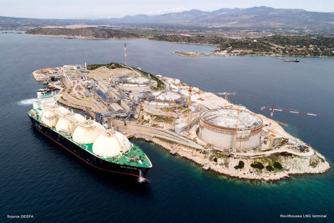 L'EUROPA IMPORTA SEMPRE MENO GAS VIA PIPELINE (E SEMPRE PIU' GNL) - Pipeline News -  - News