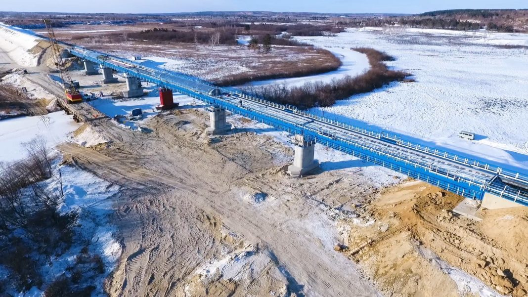 DIPENDENZA ENERGETICA: NEL 2019 L'IMPORT DI GAS RUSSO DELL'UE E' AUMENTATO DEL 10% - Pipeline News -  - News
