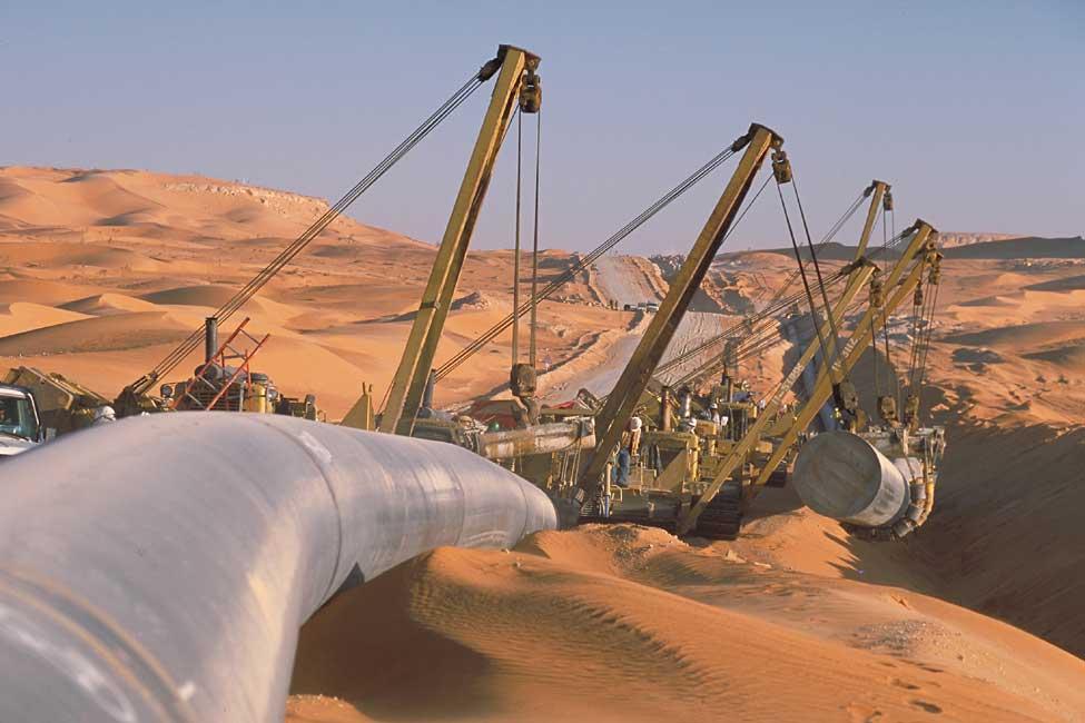 ISRAELE AVVIA L'EXPORT DI GAS VIA PIPELINE VERSO L'EGITTO - Pipeline News -  - News