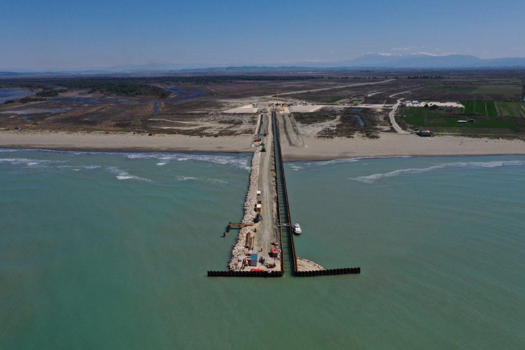 TAP: ECCO IL PROGETTO (E I COSTI) PER INCREMENTARE LA CAPACITA' - Pipeline News -  - News