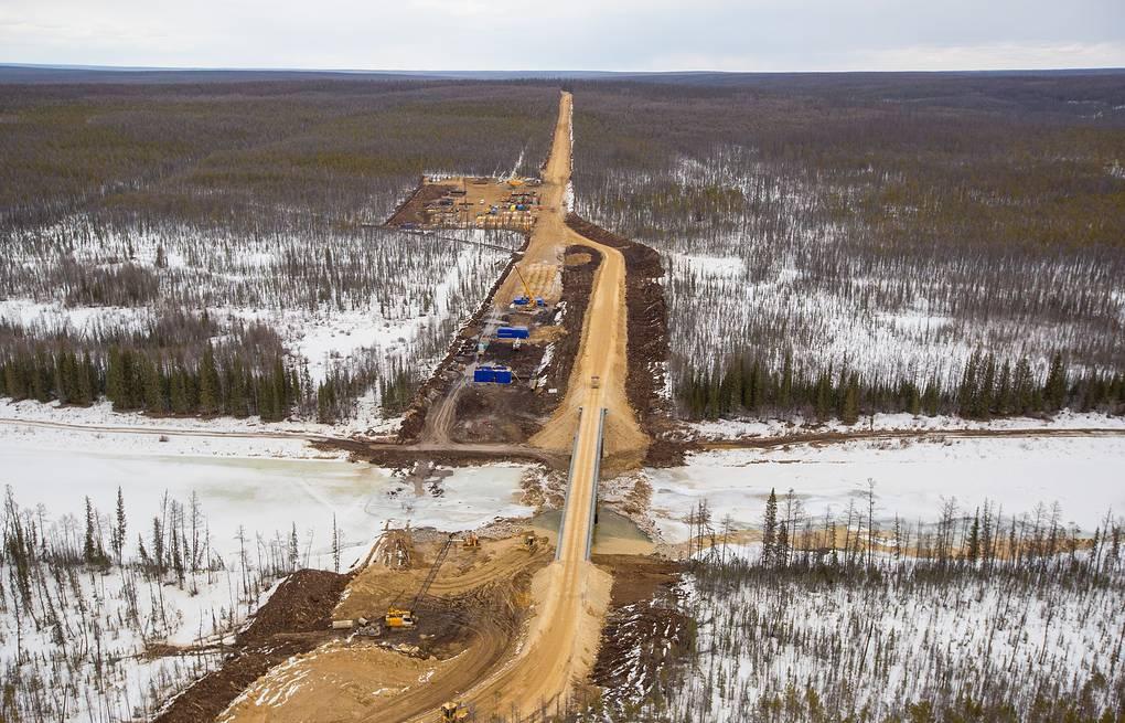 LA RUSSIA HA GIA' CONSEGNATO ALLA CINA 840 BCM DI GAS ATTRAVERSO IL NUOVO GASDOTTO POWER OF SIBERIA - Pipeline News -  - News