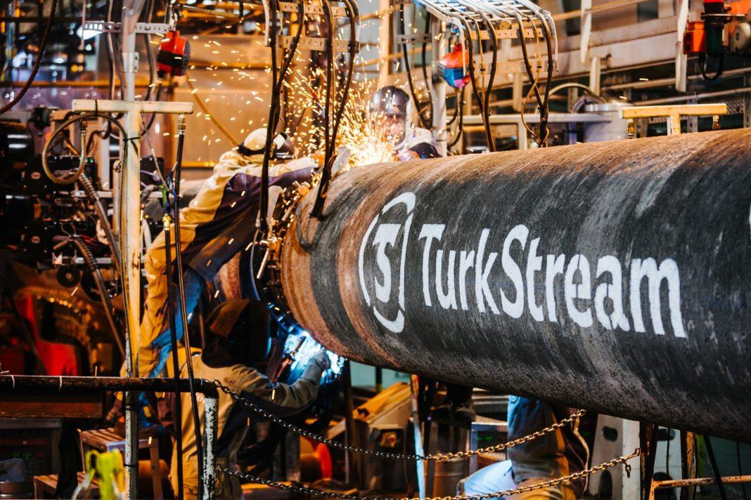 COMPLETATA LA POSA DELLA DIRAMAZIONE DEL TURKSTREAM IN SERBIA - Pipeline News -  - News