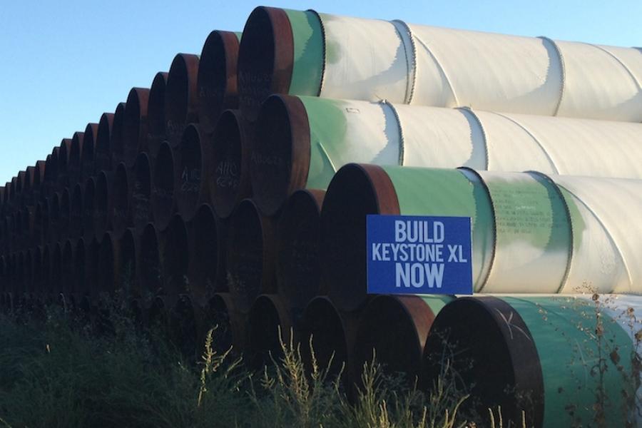 TC ENERGY PRONTA A PARTIRE CON LA COSTRUZIONE DELL'OLEODOTTO KEYSTONE XL TRA CANADA E USA - Pipeline News -  - News