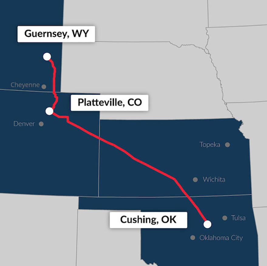 PRONTI A PARTIRE I LAVORI DI COSTRUZIONE DEL NUOVO OLEODOTTO AMERICANO LIBERTY - Pipeline News -  - News