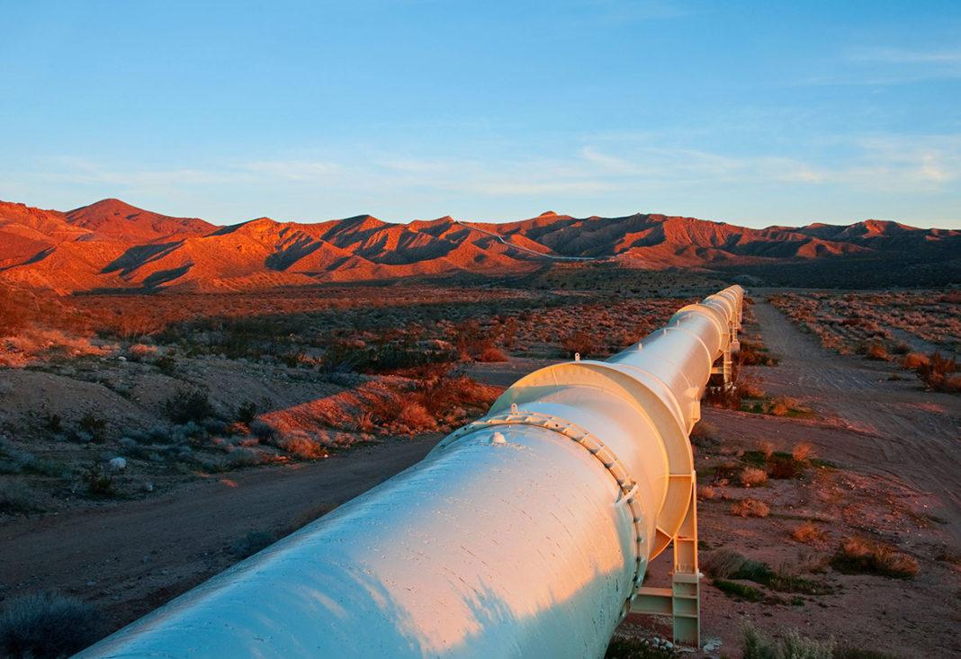 SONATRACH IMMETTE GAS NELLA NUOVA PIPELINE GR7 TRA EL MENIA E HASSI R'MEL - Pipeline News -  - News