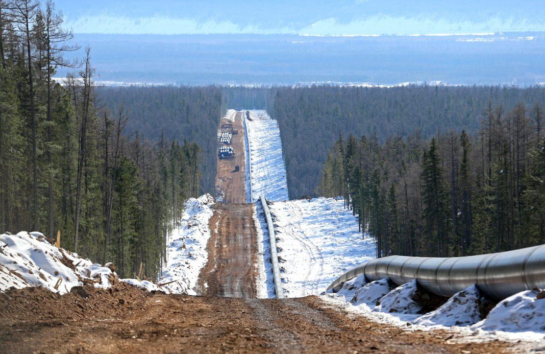 GAZPROM AVVIA LA PROGETTAZIONE DEL SECONDO GASDOTTO TRA RUSSIA E CINA - Pipeline News -  - News