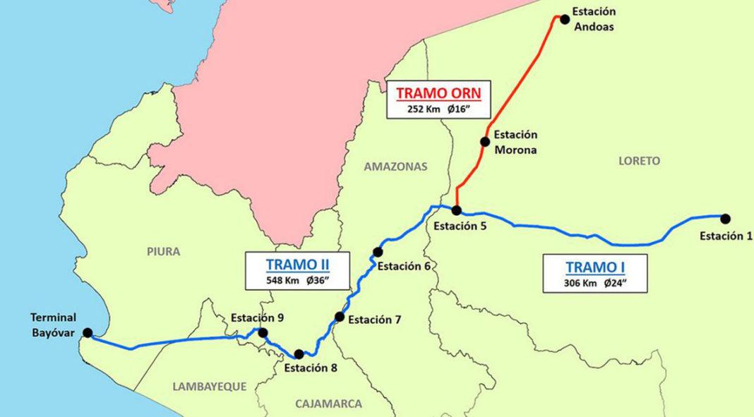 IL PERU' MODERNIZZERA' L'OLEODOTTO ONP PER AUMENTARE LA SUA CAPACITA' DI RAFFINAZIONE - Pipeline News -  - News