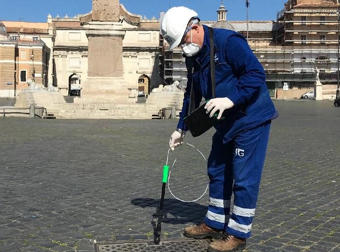 ITALGAS: POSATI 310 KM DI NUOVE CONDOTTE NEL PRIMO TRIMESTRE 2020 - Pipeline News -  - News