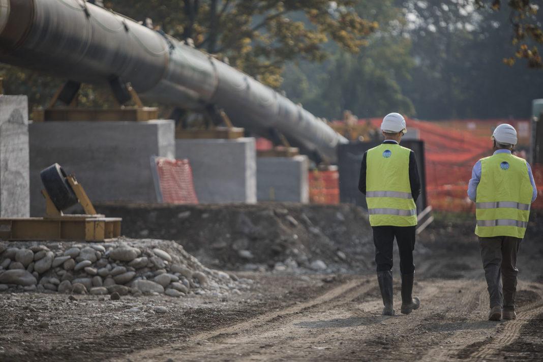 SNAM RIAPRE I CANTIERI DOPO IL LOCKDOWN - Pipeline News -  - News