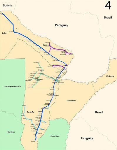 L'ARGENTINA AVVIA I LAVORI PER COMPLETARE IL GASDOTTO NORD-ORIENTALE (GNEA) - Pipeline News -  - News