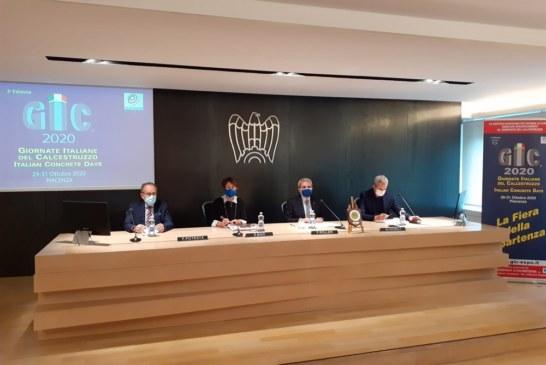 PRESENTATA A PIACENZA LA TERZA EDIZIONE DEL GIC-GIORNATE ITALIANE DEL CALCESTRUZZO