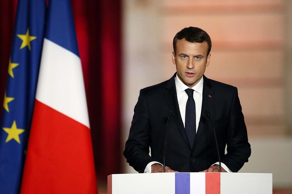 Anche il Presidente francese Macron si schiera apertamente (per la prima volta) contro il Nord Stream 2 - Pipeline News -  - News 1