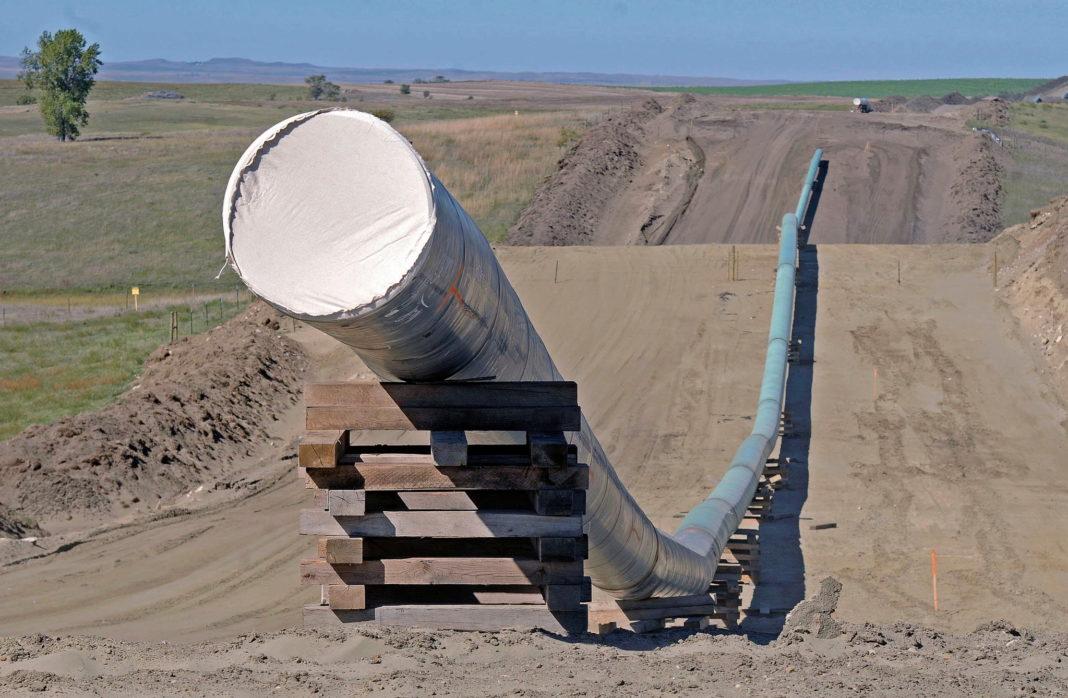 Il governo degli Stati Uniti nega la licenza all'oleodotto Dakota Access - Pipeline News -  - News