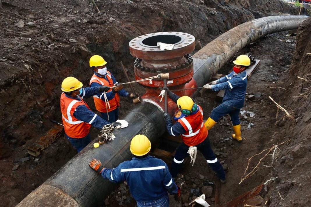 Petroecuador costruirà due by-pass a causa del cedimento di una montagna - Pipeline News -  - News